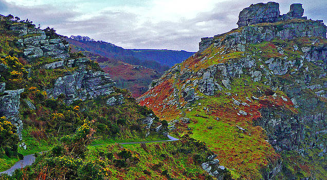 Valley Of The Rocks by Martin Billings