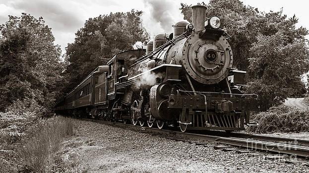 Edward Fielding - Valley Railroad Steam Train