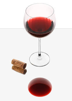 Dennis James - Vampire Wine Glass