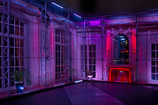 Vampire's Ballroom by Peter Benkmann