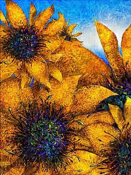 Van Gogh Summer by Mary Eichert