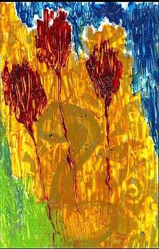 Van Gogh's Garden of Eden by Lesley Fletcher
