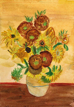 Donna Walsh - van Gogh