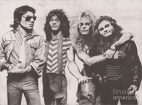 Van Halen by Jeff Ridlen