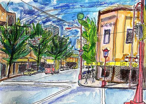 Allen Forrest - Vancouver Chinatown 1