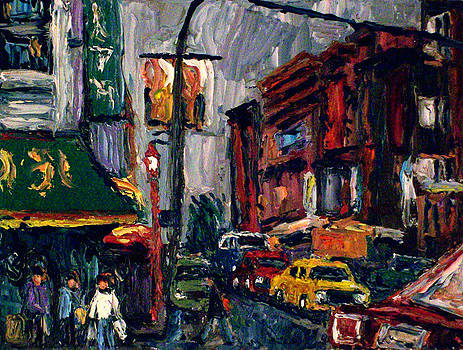 Allen Forrest - Vancouver Chinatown Hustle and Bustle
