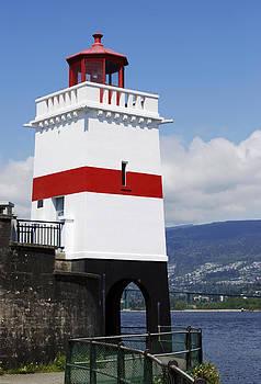 Ramunas Bruzas - Vancouver Lighthouse