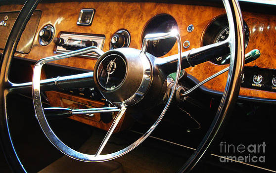 Vanden Plas Dash 1 by Malcolm Suttle