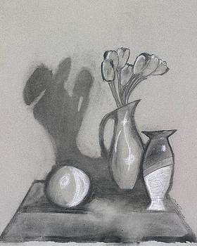 Artists With Autism Inc - Vanishing Vase