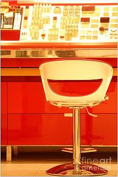 Vanity Red by Vishakha Bhagat