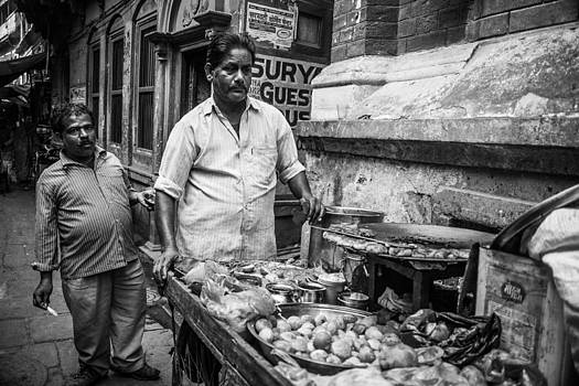 Varanasi Potatoes by James McRae