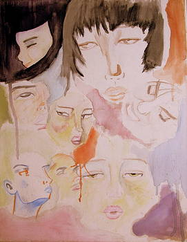 Varied Friends by Alesha Legair