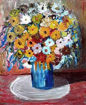 Vase of spring by Mauro Beniamino Muggianu