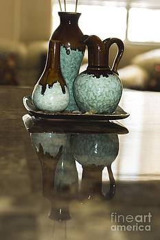 Vase Reflections by Imani  Morales