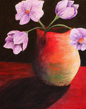 Vase by Whitney Nanamkin