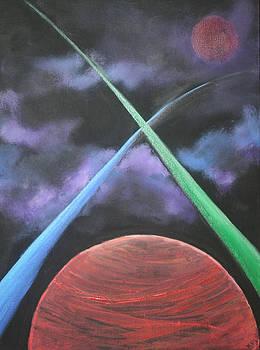 Kathy Peltomaa Lewis - Vast Cosmos