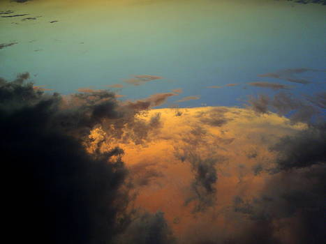 Vast Ocean of Clouds by Salman Ravish