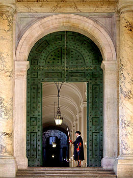 Vatican  by Russ Murry