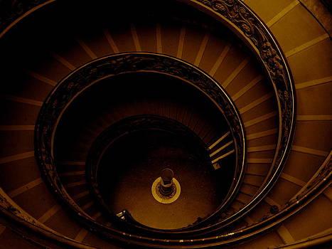 Vatican Spiral by Michael Jewel Haley