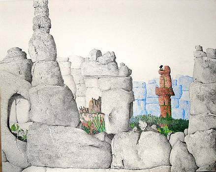 Vaulting by A  Robert Malcom