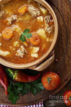 Mythja  Photography - Veal stew