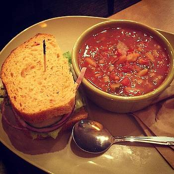 Vegan Eats #vegan #vegetarian #panera by Haley BCU
