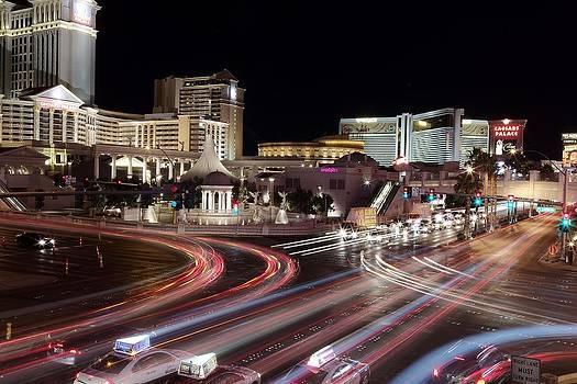 Vegas Lights by Matt Helm