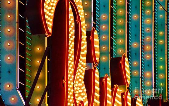 Vegas Rainbow by Jennie Stewart
