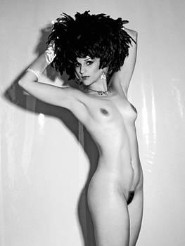 Stuart Brown - Vegas Showgirl BW