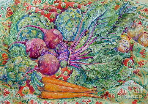 Vegetables by Barbara Timberman