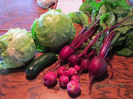 Veggies by Diane Mitchell