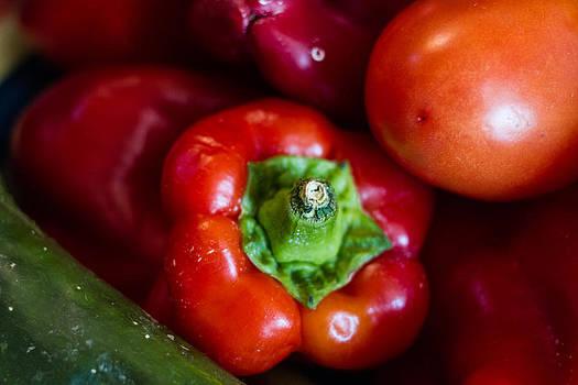 Veggies by Lauren Goia