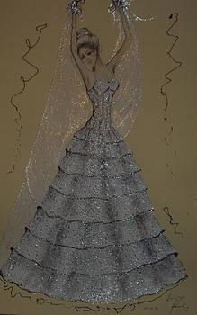 Veil  by Damira Fuzul