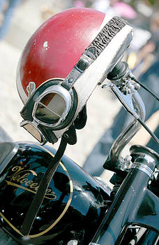Velocette by Keith May