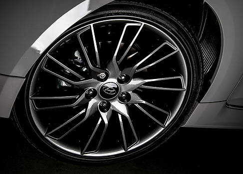Veloster Wheel by George Strohl