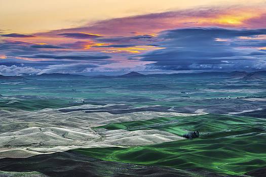 Velvet Sunrise by Ryan Manuel