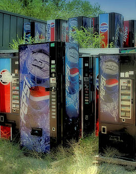 TONY GRIDER - Vending Machine Graveyard II
