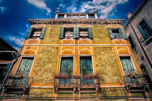 Venecia 2 by Miguel Pardo