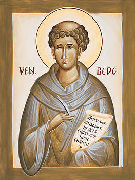 Venerable Bede by Julia Bridget Hayes