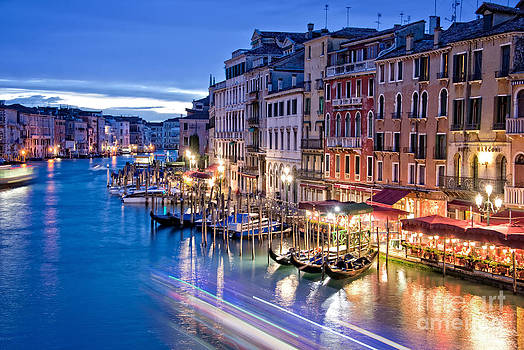 Delphimages Photo Creations - Venetian Blue