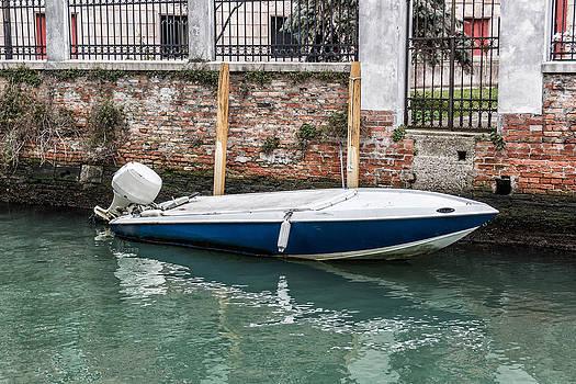 Venetian Boat by Francesco Rizzato