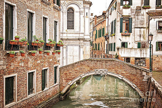 Delphimages Photo Creations - Venetian bridge