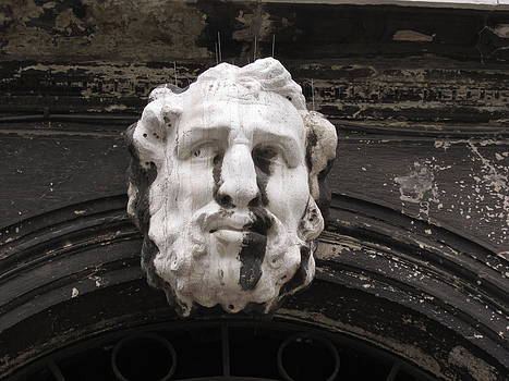 Venetian Face by Stefanie Weisman