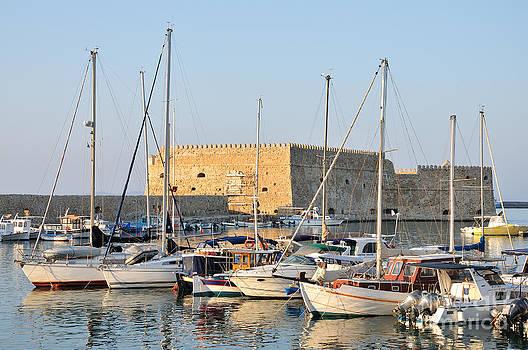 George Atsametakis - Venetian fortress in Iraklio city