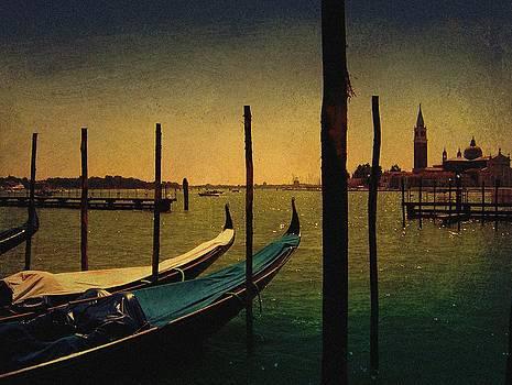 Venetian Memories by Tim Kahane