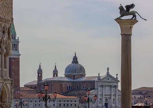 Venetian Skyline by Francesco Rizzato