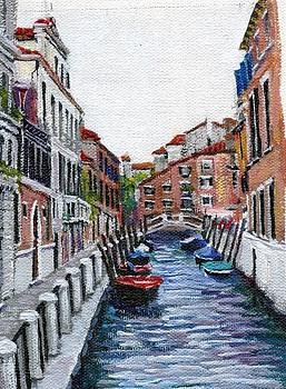 Venezia by Thomas Michael Meddaugh