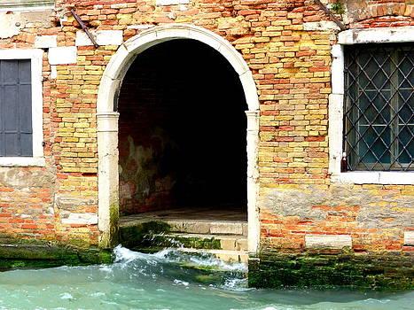 Bishopston Fine Art - Venice Archway