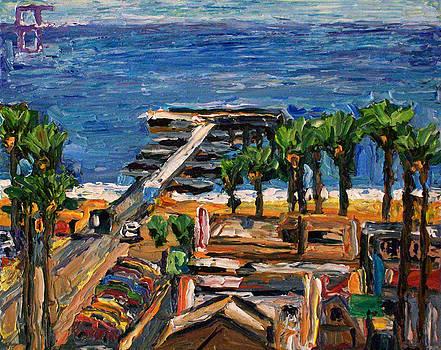 Allen Forrest - Venice Beach CA Pier