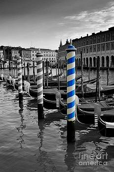 Venice Blue by Henry Kowalski